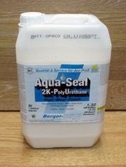 Лак BERGER Aqua-Seal 2K-PU